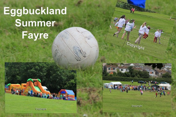 Eggbuckland Fun Day 2012
