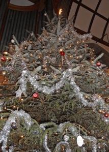 Christmas Tree St. Andrew's 2012