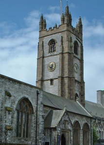 St Andrew's Church, Plymouth, Devon